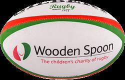 Gilbert Wooden Spoon Ellipse rugbybal