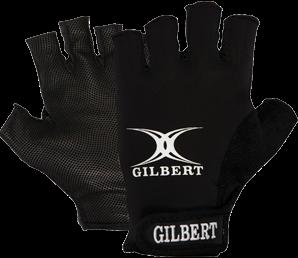 Gilbert Glove Synergie Black Xs