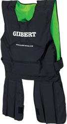 Gilbert bodyprotector Contact Suit Blk/Grn