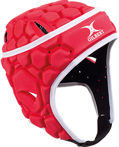 Gilbert scrumcap Falcon 200 Red Lb