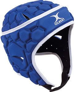Gilbert scrumcap Falcon 200 Royal maat XL =  60 cm
