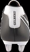 Gilbert rugbyschoenen Celera V3 Lo 8S Bk/Wh 10-3