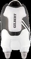 Gilbert rugbyschoenen Celera V3 Hi 8S Bk/Wh 8-3