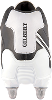 Gilbert rugbyschoenen Celera V3 Hi 8S Bk/Wh11.5-3