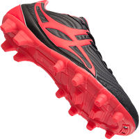 Gilbert rugbyschoenen sidestep V1 Lo Msx Hot Red-2