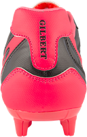 Gilbert rugbyschoenen sidestep V1 Lo Msx Hot Red 13-3