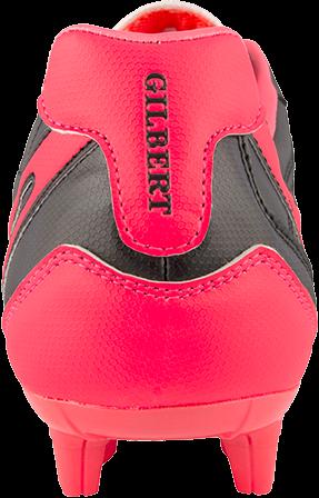 Gilbert Boot S/St V1 Lo Msx Hot Red2.5-3