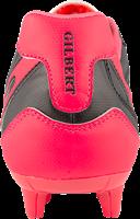 Gilbert rugbyschoenen sidestep V1 Lo Msx Hot Red7.5-3