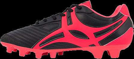 Gilbert rugbyschoenen sidestep V1 Lo Msx Hot Red 2