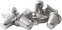 Gilbert Stud Aluminium 15Mm