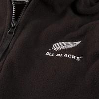 All Blacks Full Zip Hoodie Kids-2