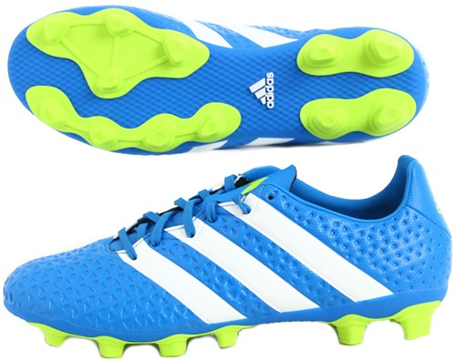 Adidas Ace 16.4 FxG Blauw - 42