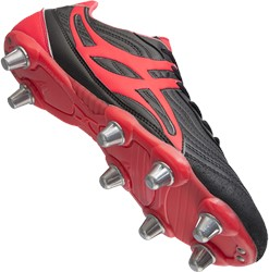 Gilbert rugbyschoenen sidestep V1 Lo8S Hot Red