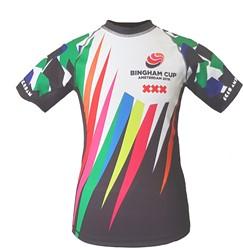 Bingham Cup 2018 VX3 Match Shirt