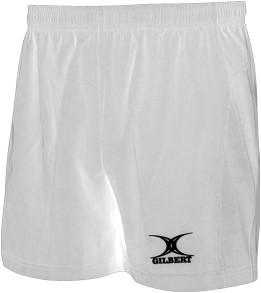 Gilbert Shorts Virtuo Match White Xs