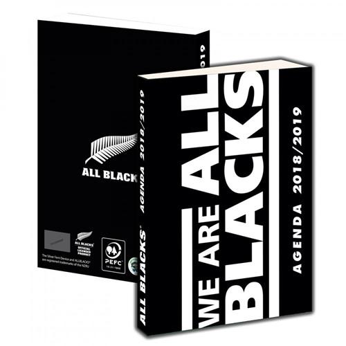 All Blacks Schoolagenda