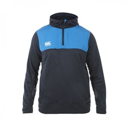 CANTERBURY AIRGUARD ELITE HYBRID HOODY - 2XL - CARBON