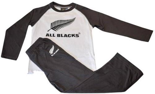 All Blacks All Blacks Pyjama kids  wit - 126