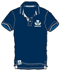 Rugby Distribution Schotland Pique Polo heren