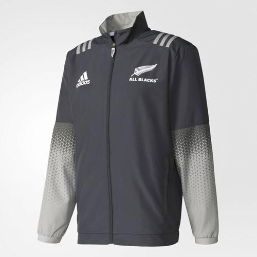 Adidas Presentation Jacket  Zwart - XS