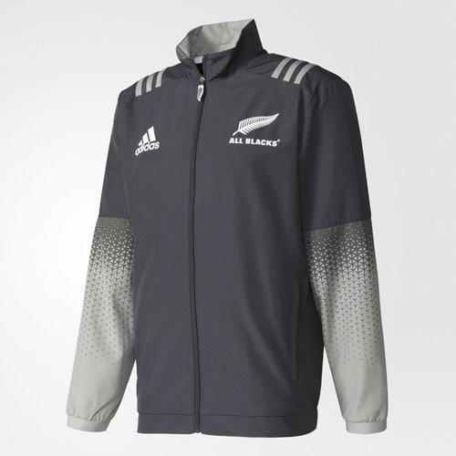 Adidas Presentation Jacket  Zwart - M