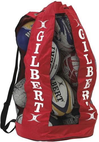 Gilbert BAG BREATHABLE BALL RED