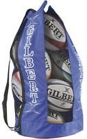 Gilbert BAG BREATHABLE BALL ROYAL