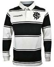 Kooga Barbarians Classic Long Sleeve Rugby Shirt