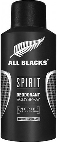 All Blacks Deodorant  Spirit - 150 ml