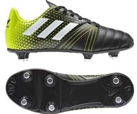Adidas Rugbyschoen All BLacks SG JR  geel - 37 1/3 uk 4