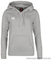 CANTERBURY LAPTOP HOODIEWOMENS - 14 Large- CLASSIC MARLE