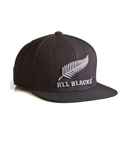 All Blacks All blacks snap back JR  Zwart - JR