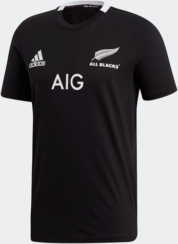 All Blacks Replica Home T Shirt