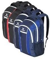 Gilbert Bag Club Rucksack V2 Blk/Blk