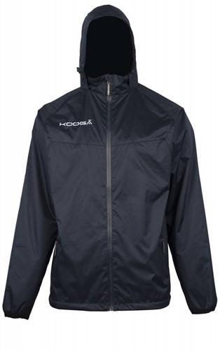 Kooga rugby regenjack Elite shower jacket  Blauw - 170