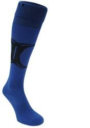 Gilbert Rugbysokken Kryten JR div kleuren  Royal blauw - 33-39