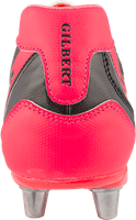 Gilbert Boot S/St V1 Lo8S Hot Red 11.5-3