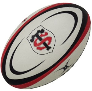 Gilbert RUGBYBAL REPLICA ST TOULOUSE OXY MAAT 5