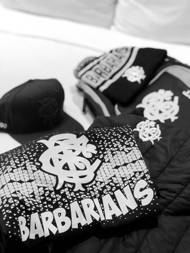 Barbarians Polo Quest zwart