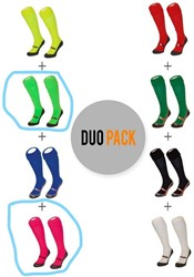 Hingly Rugby sokken Duo Fluo pack