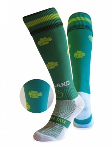 WackySox Ierland  Groen - 35-40