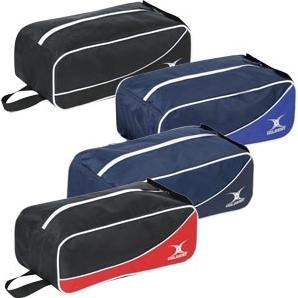Tas club boot bag v2 zwart / zwart