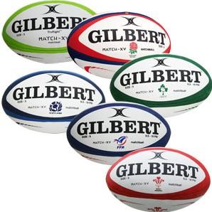 Gilbert rugbybal Match Xv Ireland maat 5