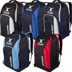 Gilbert Bag Club Rucksack V3 Blk/Blk