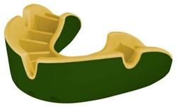 Opro Gebitsbescherming Silver, Groen/Geel +7 jaar