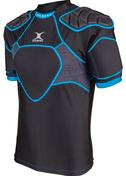 Gilbert shoulderpads Xp 300 Black/Blue L