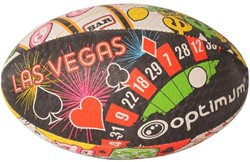 Optimum rugbybal Las Vegas - maat 5