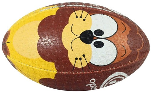 Optimum rugbybal Lion - maat 5