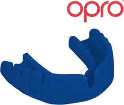 Opro Gebitsbescherming Bronze Blauw Self Fit
