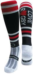 WackySox Love rugby sokken